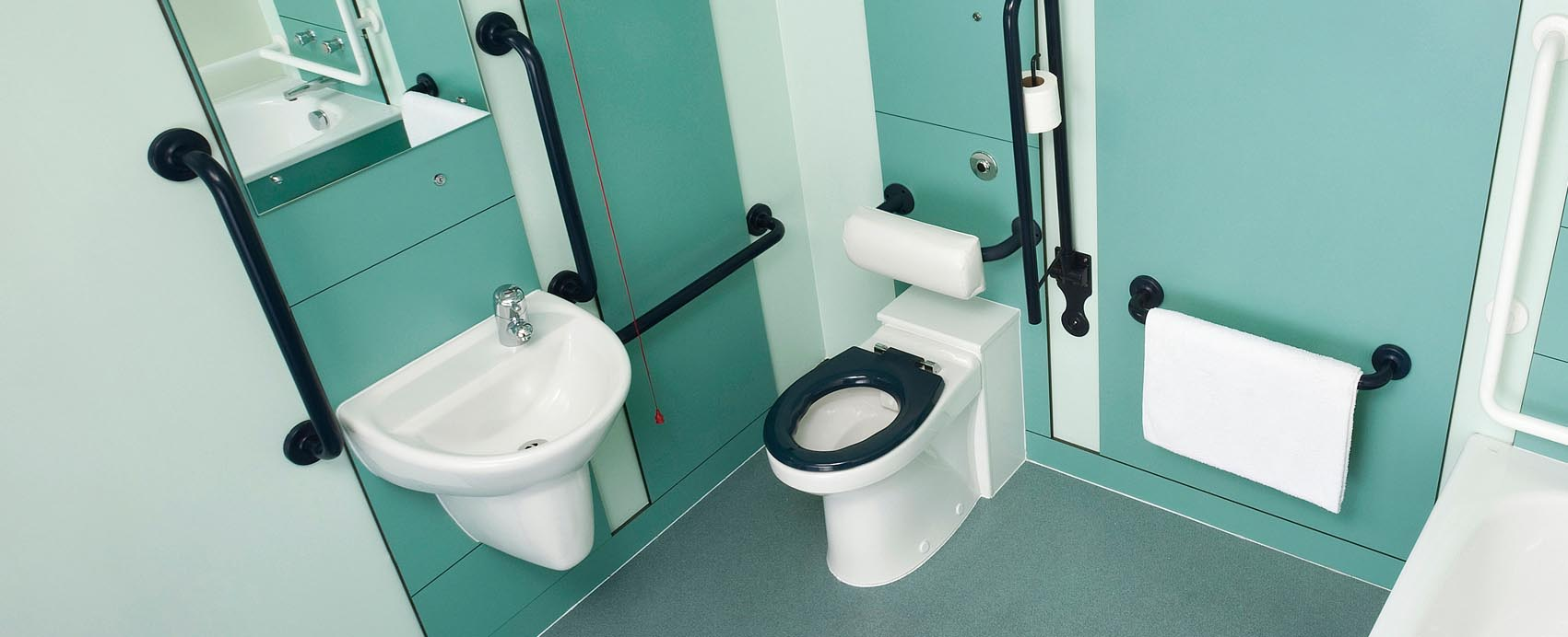 Cubicle Systems WC Module