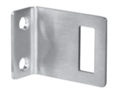 satin stainless steel angle keep