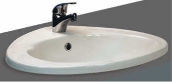 inset basin pack
