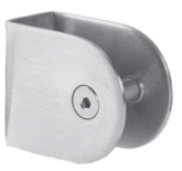 satin stainless steel u bracket
