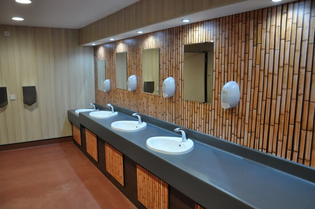 Cubicle Systems Washroom Wins Loo Of The Year Award Cubicle Systems