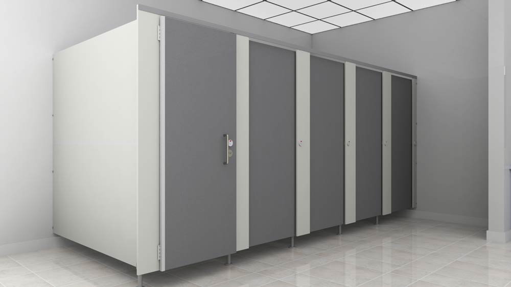 Budget Toilet Cubicles Systems