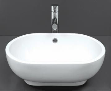Arc Sit-on basin pack