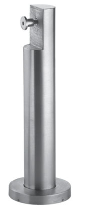 Satin Stainless-Steel support leg