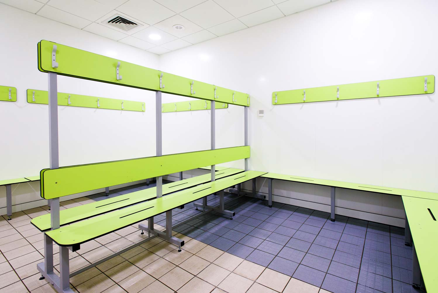 Washroom And Changing Room Accessories Cubicle Systems