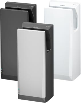 MITSUBISHI-HAND-DRYER-Jet-Towel-Slim